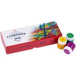 Набор гуашевых красок Мастер-класс 12 цветов 40 мл баночки в картоне 350325