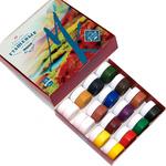 Набор гуашевых красок Мастер-класс 16 цветов 20 мл баночки в картоне 350385