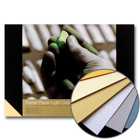 Склейка для пастели REMBRANDT А4 (21х29,7см) 160г/м2 30л светлые оттенки Royal Talens 93082129