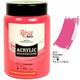 Краска акриловая ROSA Studio 400 мл (422) розовая 322419422