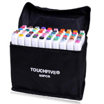 Маркеры TOUCH FIVE Sketchmarker набор 60 шт TOUCH60-CH