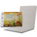 Склейка для акварели А4 SMILTAINIS 200 г/м2 10 листов AS-10