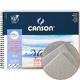 Блок бумаги для акварели на спирали Canson Montval Torchon 41х32 см 270 г/м2 12 л. (0807-770)
