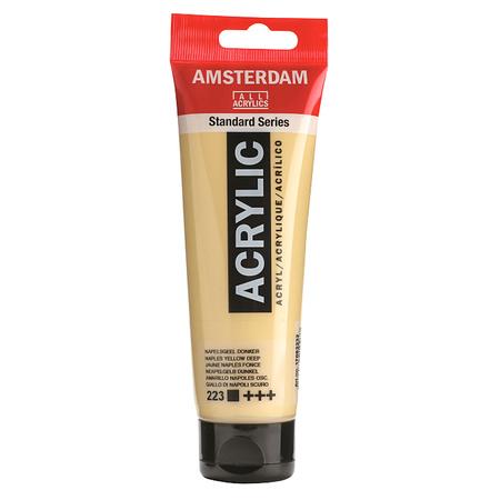 Краска акриловая AMSTERDAM 120 мл (223) Неаполитанський желтий темный 17092232