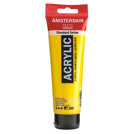 Краска акриловая AMSTERDAM 120 мл (268) AZO Желтый светлый 17092682